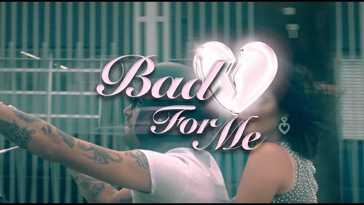 Bailey Baum - Bad For Me (Lyric Video) [Ultra Music]
