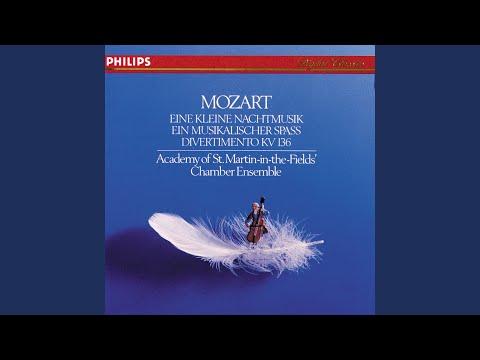 Mozart: Ein musikalischer Spass, K.522 - 4. Presto