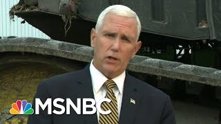 Impeachment Witnesses Explode Trump Defense, Expose Perry, Mike Pence | Rachel Maddow | MSNBC
