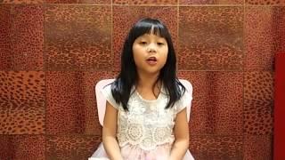 朱樂曈演講伊索寓言醜小鴨(根德園幼稚園K2組別)