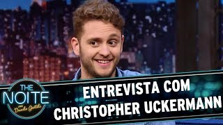 Entrevista com Christopher Uckermann | The Noite (24/07/17)