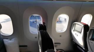 Boeing 787 window dimming system
