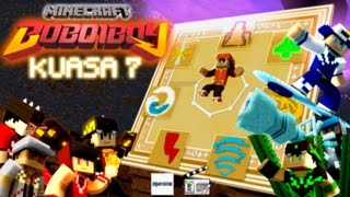 Video BoBoiBoy Kuasa 7 (Minecraft Re-make animation) download MP3, 3GP, MP4, WEBM, AVI, FLV April 2018