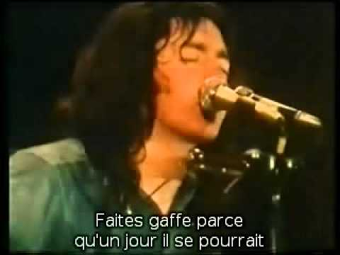 Rory Gallagher - (1971) Don't Know Where, I'm Going (Sous Titres Fr)