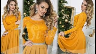новогодние платья.Что надеть на новый год 2017