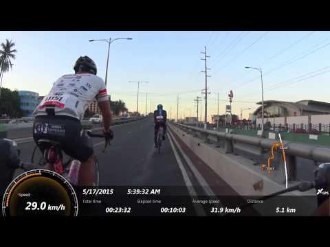 Alaska Cycle Philippines 2015 (1 Lap) - Sony AS100V