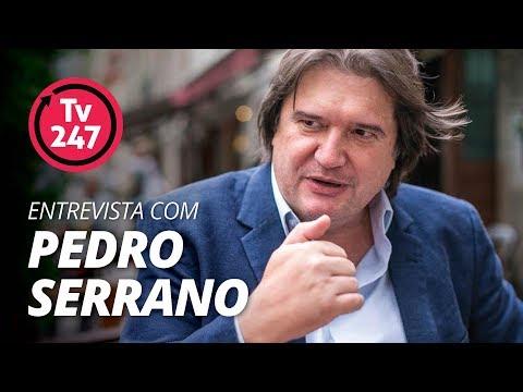 Entrevista com o professor Pedro Serrano (PUC-SP)