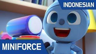 Video [Indonesian dub.] MiniForce S1 EP 16 : Pertempuran dengan Mechanon Penghisap download MP3, 3GP, MP4, WEBM, AVI, FLV Agustus 2018