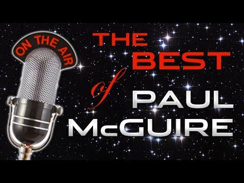 THE BEST OF PAUL McGUIRE 10/18/17 | THE GREAT SHAKING HAS BEGUN