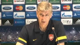 Video Wenger: |'che Sorpresa Il Montpellier'