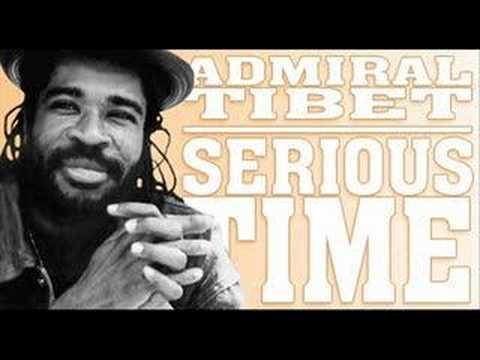 Admiral Tibet - Serious Time