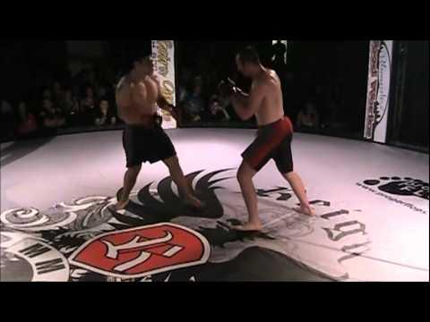 Axel Garcia VS Reid Hazelbaker at 'Reign Fighting Championships'