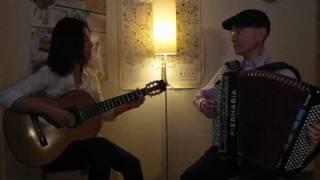 《Bossaccordéon》 Emi Sato(guitar), Toshiyuki Tanaka(accordion)...