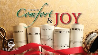 Tidings of Comfort and Joy, Week Two: God and Sinners Reconciled
