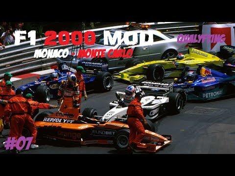 F1 2000 // R07: MONACO-MONTE CARLO IDŐMÉRŐ EDZÉS // #7