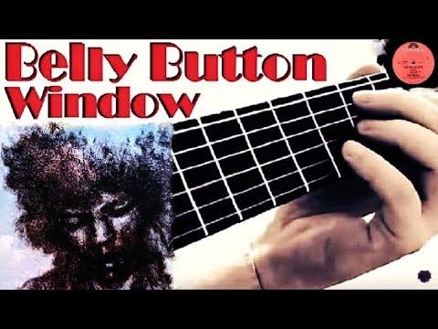 """Belly Button Window"" - guitar cover (J.Hendrix/arr.11kralle)"