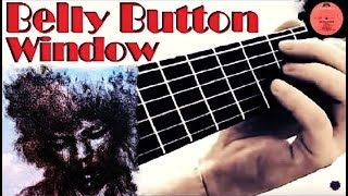 """""""Belly Button Window"""" - guitar cover (+TAB-link)"""