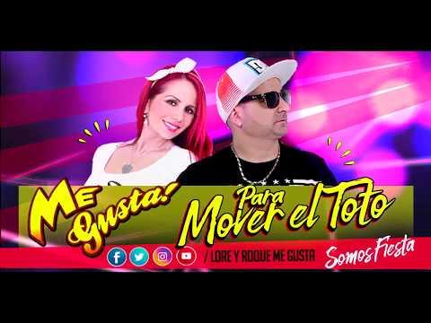 SHOW EN VIVO DE  LORE Y ROQUE ME GUSTA - MUEVE EL TOTO