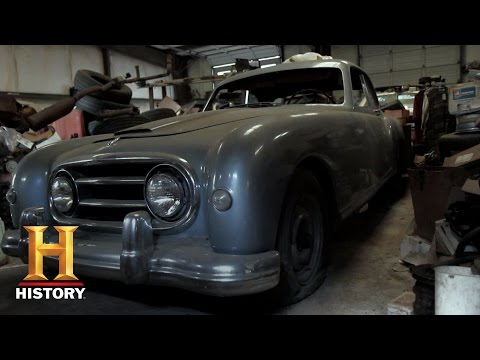 Best of American Pickers: An Expensive Risk for Nash-Healys   History
