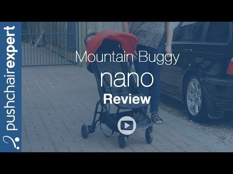 compatible Nano V1 2 roues arrière pour poussette Nano v2 Mountain Buggy
