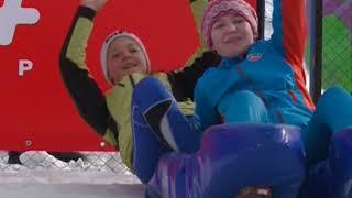 В Красноярске прошел праздник любителей лыжного спорта