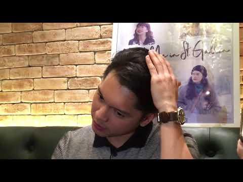 Carlo Aquino gets asked, where is his G-Mik co-star STEFANO MORI?