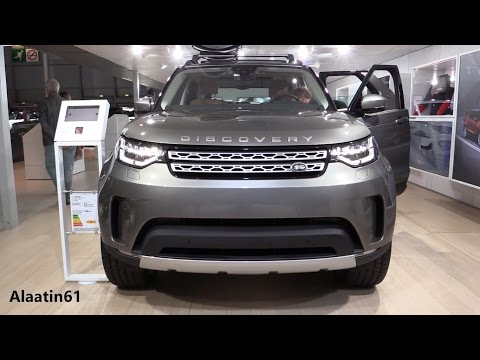 All New Land Rover Discovery 2016 2017 In Depth Review Interior Exterior