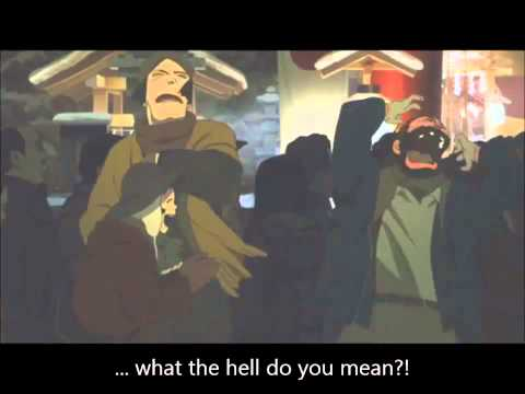 Trailer do filme Tokyo Godfathers