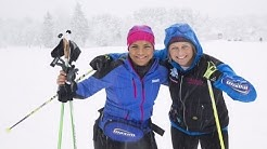 Vibeke Skofterud gir treningsblogger skihjelp