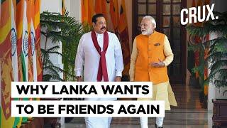 Sri Lanka's Bid To Get Indian Vaccine: Cancels Pak PM's Speech, Vaccine From China   CRUX