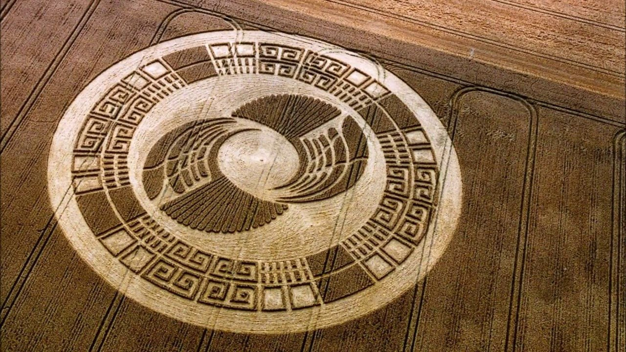 Newest Crop Circles 2016 - YouTube