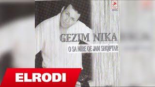 Gezim Nika - Te du jemi faj pa faj (Official Audio HD)