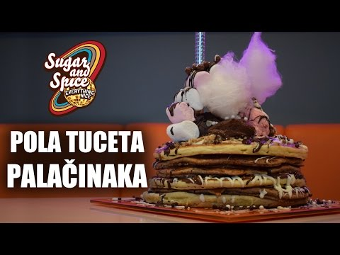 Sugar and Spice - Pola tuceta