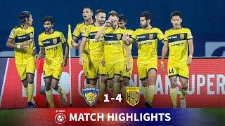 Highlights - Chennaiyin FC 1-4 Hyderabad FC - Match 47 | Hero ISL 2020-21