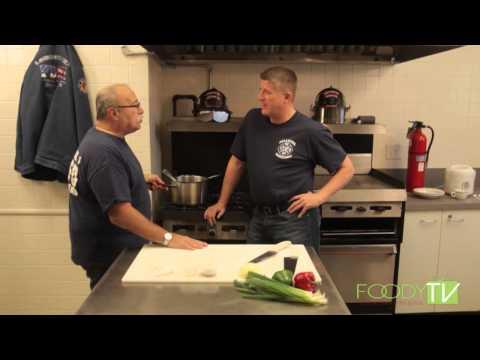 Firehouse Kitchen Episode S1 Ep. 1  Chili