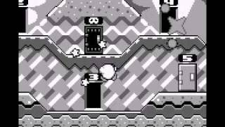 Game Boy Longplay [052] Kirby´s Dream Land 2