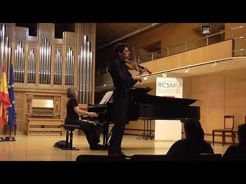 Paganini: Sonata per la Grand Viola - Jesús Ruiz
