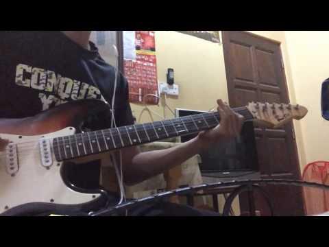 Wanita Terakhir Guitar Cover -Chord / Solo