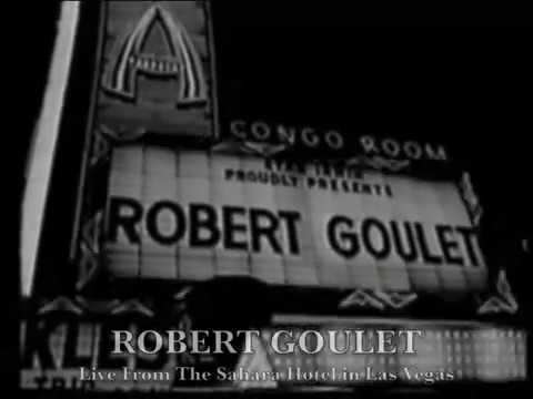 Robert Goulet Live From Sahara Hotel In Las Vegas 1964