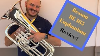 Besson BE 165 Euphonium review (Aaron K. Campbell)