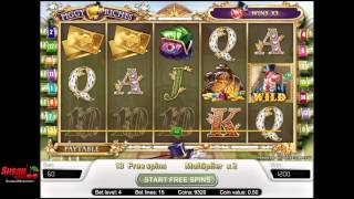 Awesome £920 Win - Free Games Bonus - Piggy Riches Online Slot Review