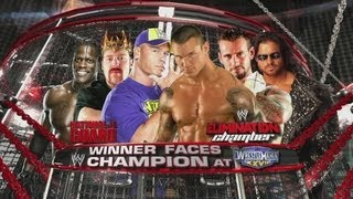 wwe elimination chamber 2011 raw highlights hd
