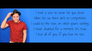 Army Of Two - Olly Murs lyrics.