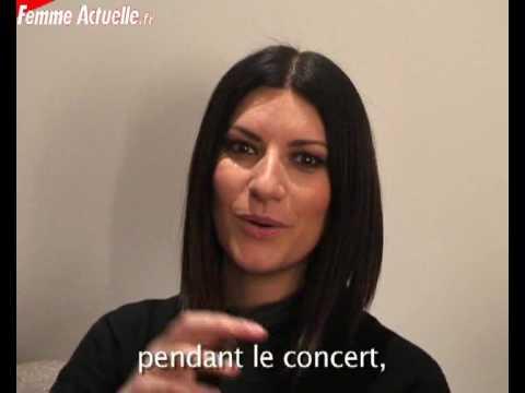 Laura Pausini parle de son album Primavera in anticipo