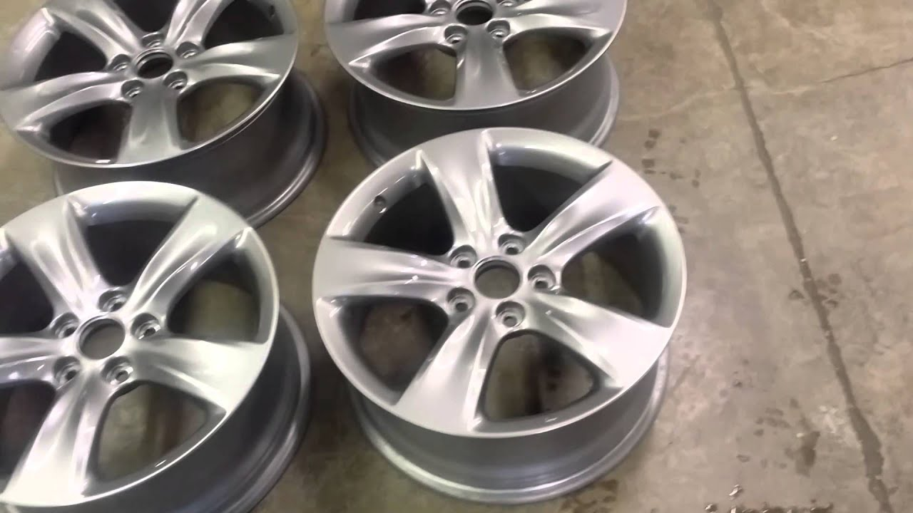How to restore your old scratched aluminum wheels youtube how to restore your old scratched aluminum wheels publicscrutiny Choice Image