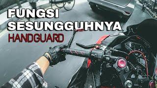 Apa fungsinya? Handguard untuk motor - WAJIB TAU!! #66