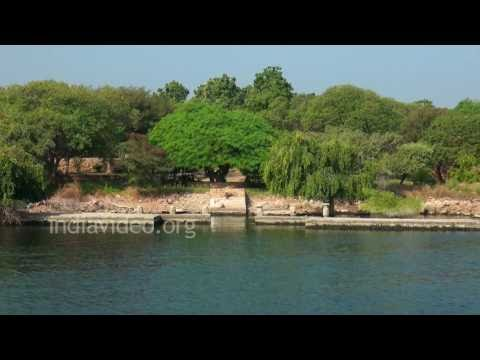 Boat Trip at Nagarjuna Sagar, Hyderabad