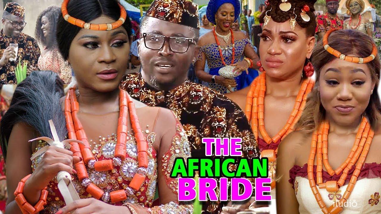 Download The African Bride FINAL Season 7&8 -  Destiny Etiko & Onny Micheal 2019 Latest Nigerian Movie