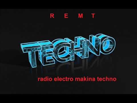 REMT radio electro makina techno   émission 8