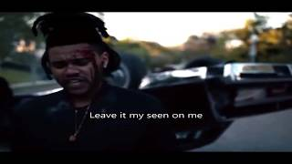 The Weeknd-The Hills- (Backwards + Subtitles) (SCREWED-OUT)